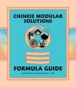 Chinese Medicine Works Formula Guides